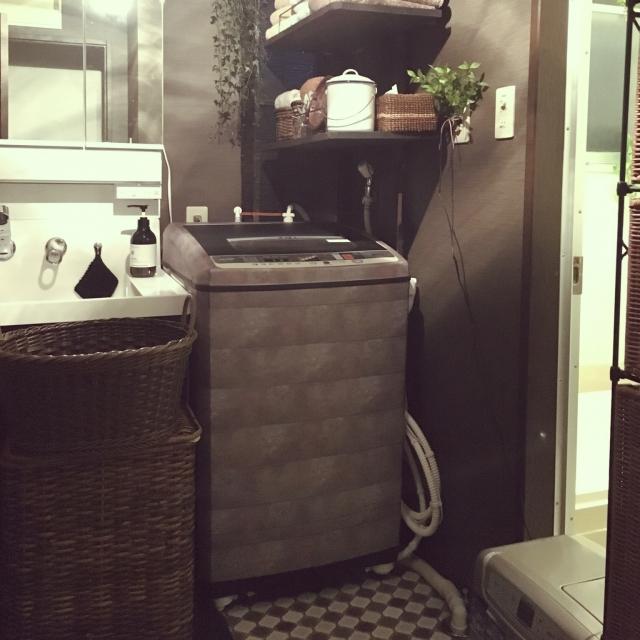 洗濯がもっと楽しくなる♪洗濯機リメイクのアイデア実例集