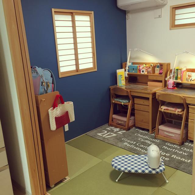学習机はどこに置くのがいい?3つの場所別の配置アイデア