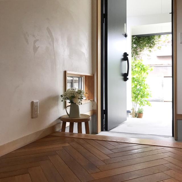 扉を開いた瞬間に決まる!?第一印象の良い玄関を作るコツ