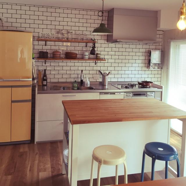 「心地よい開放感。カリフォルニアスタイルに溶け込むすっきりとした空間」憧れのキッチン vol.71 saikoroさん