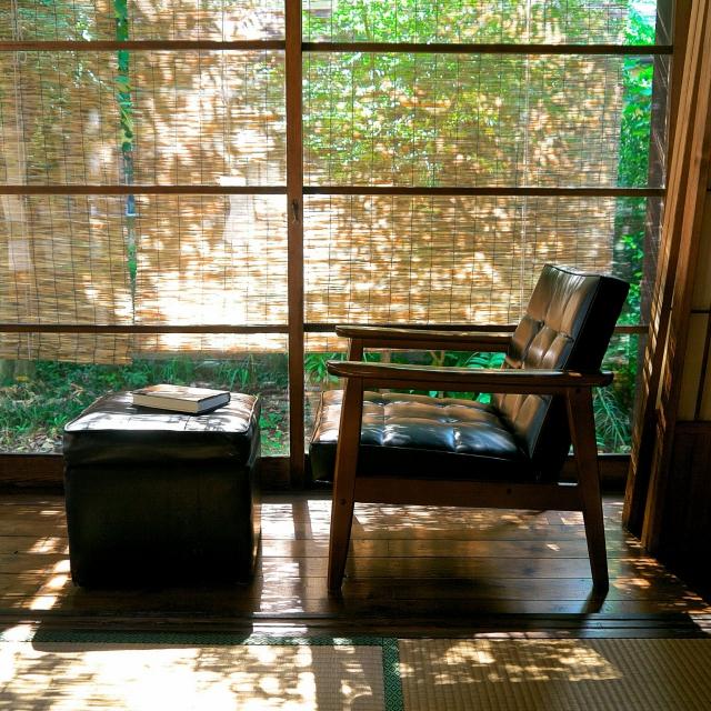 リラックスした贅沢時間を楽しむ☆こだわりの読書スペース