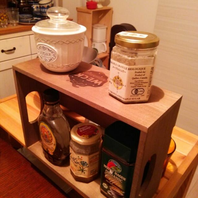 tae_kさんの木箱