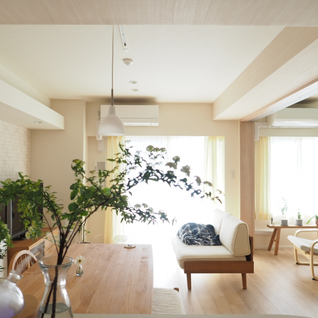 「自然と満ち足りていく、北欧ナチュラルな癒し系の家」 by pengoma_homeさん