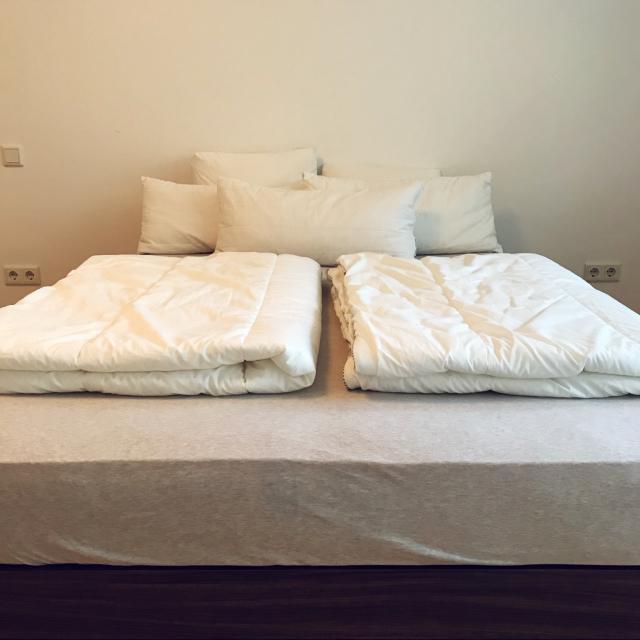 これで毎日快適な睡眠スペースに♪布団や枕を清潔に保つ方法