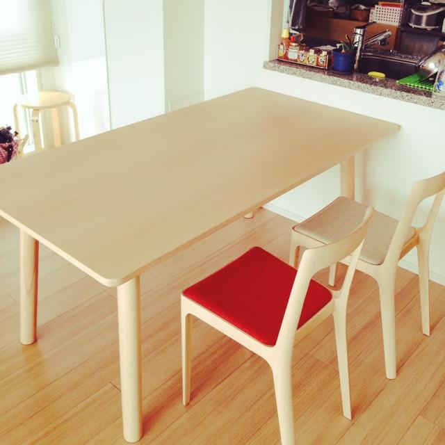 gonseeさんのダイニングテーブル