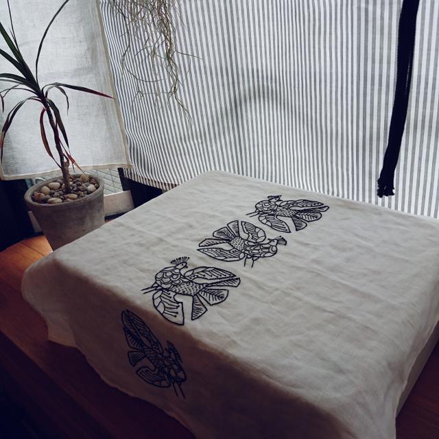 糸から生まれる小さなアート♡刺繍のある暮らしを楽しむ