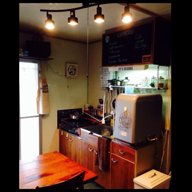 chiekoさんのキッチン