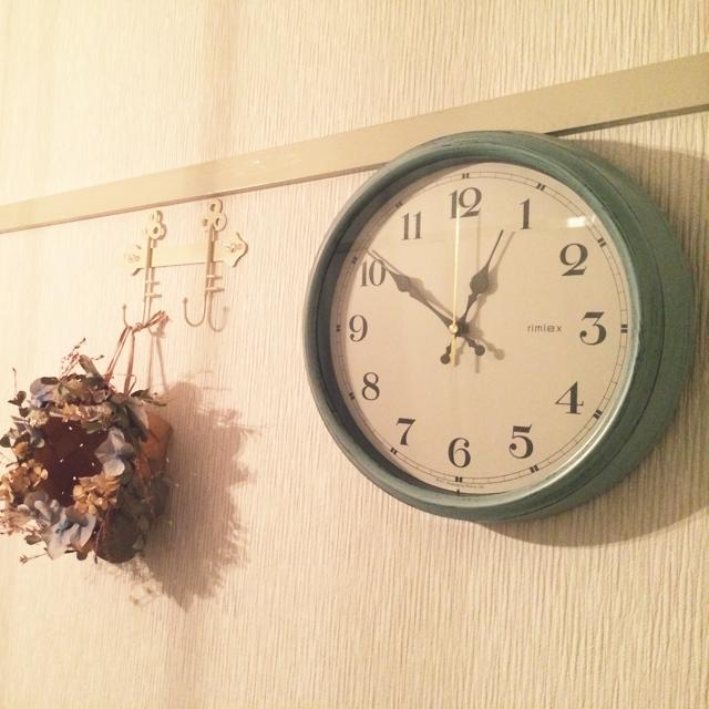 mooさんの掛け時計