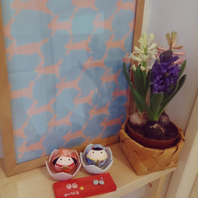 yuzukoさんの風呂敷