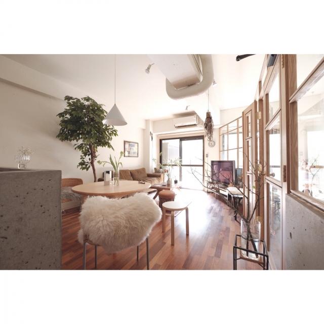「ここにしかないモダンデザイン。夢と理想を実現した家」 連載:リノベじゃなきゃ、ダメでした。by taka55さん