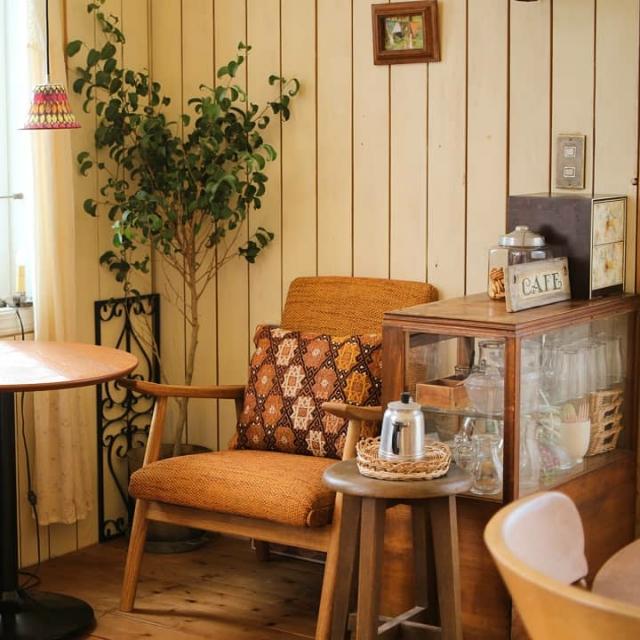 安らぎのひと時を♡お気に入りのスタイルで作るカフェ空間