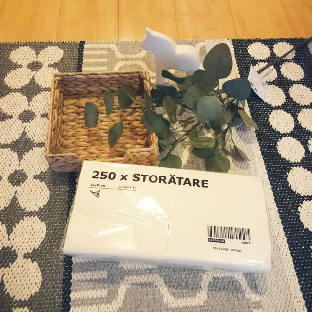 消耗品はIKEAで買うのが吉♡プチプラで良ビジュアルな雑貨