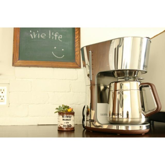 コーヒー好きは必須!コーヒーメーカー