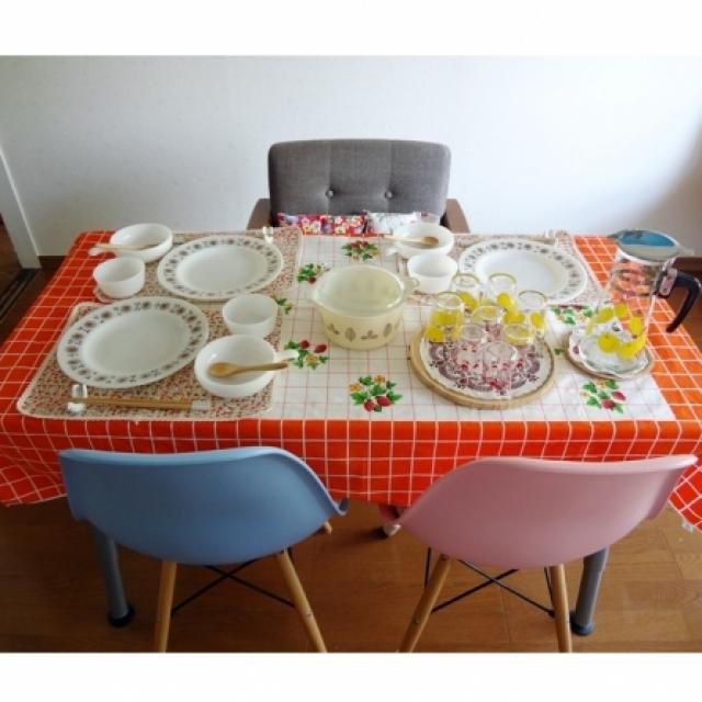 ouri978さんのテーブル
