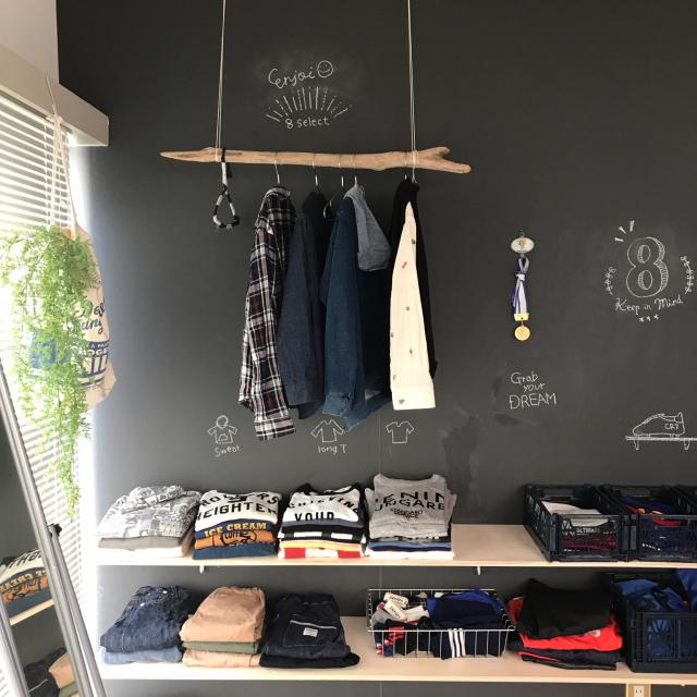 365日楽しく着用楽しく収納!かしこいTシャツ収納テク10選