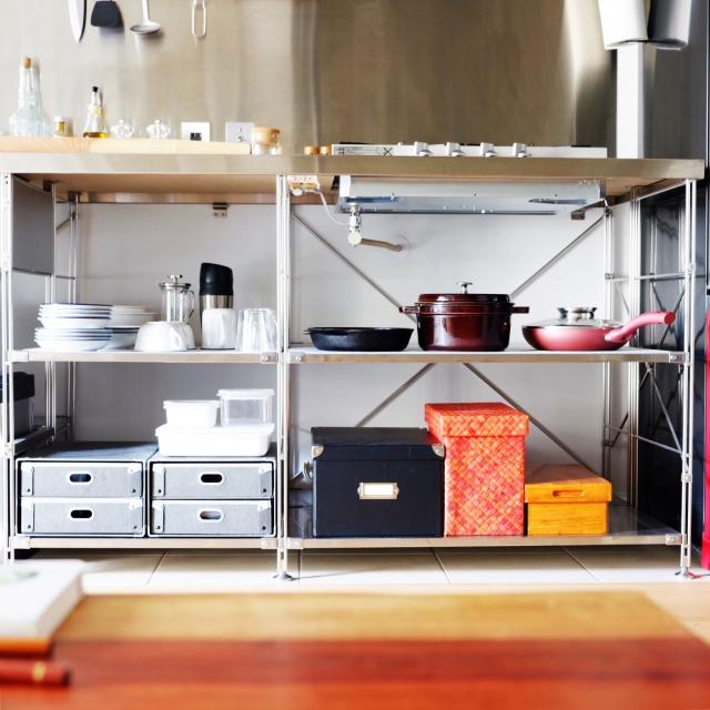 ミニマリストの使う最小限キッチン