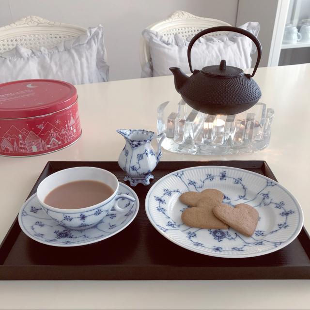 紅茶も雰囲気も楽しむ☆ティータイムを演出する雑貨たち