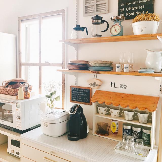 これがあれば憧れの空間に近づける♡カフェ風アイテム