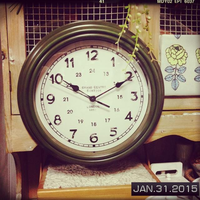 cocoaさんの時計