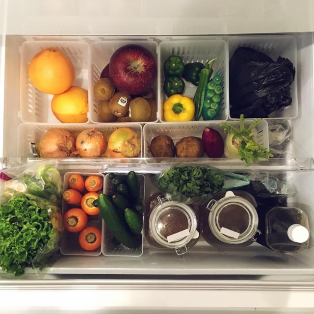 食費の節約・調理の時短につながる冷蔵庫整理のコツ