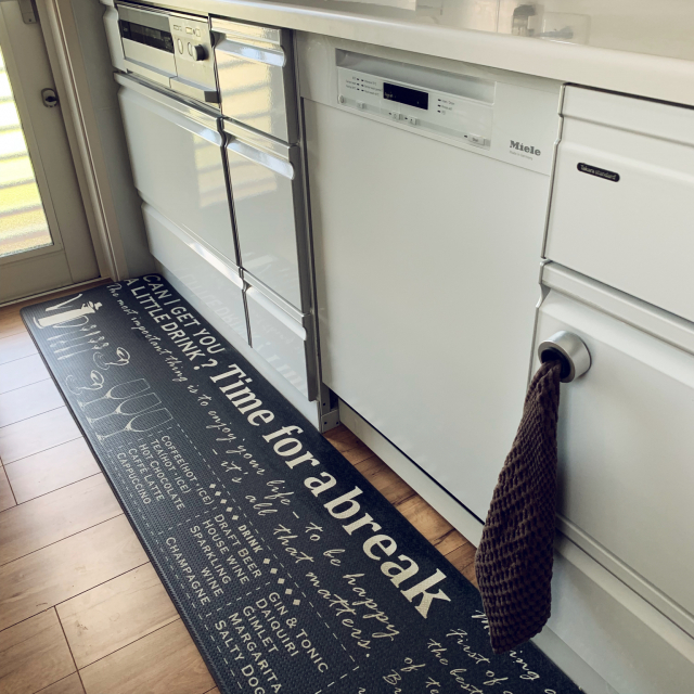 キッチン空間の見直しは、ニトリで「足元」から!