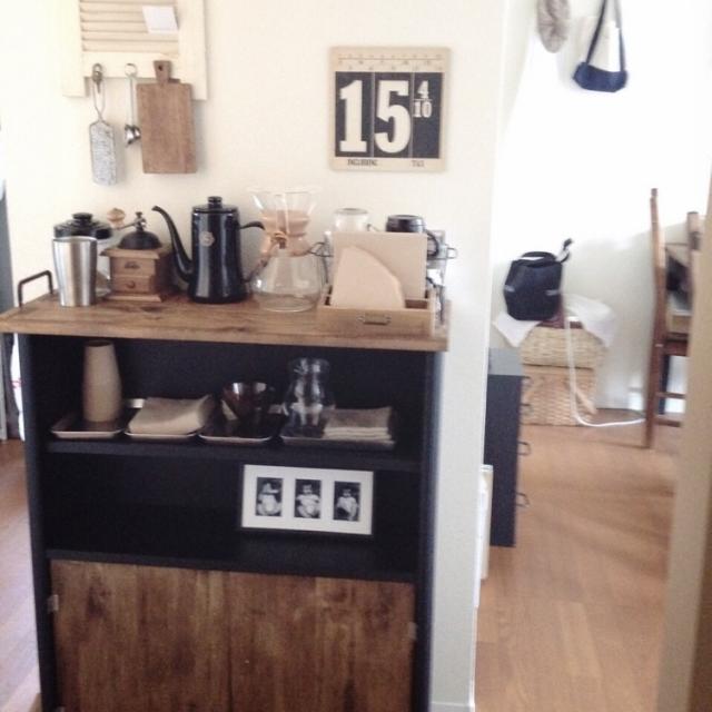 YUKIさんのコーヒーメーカー