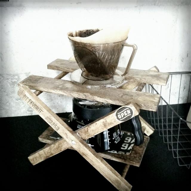 特別な珈琲タイムは、簡単に手に入る♪250円で作るコーヒースタンド by yuriyanaさん