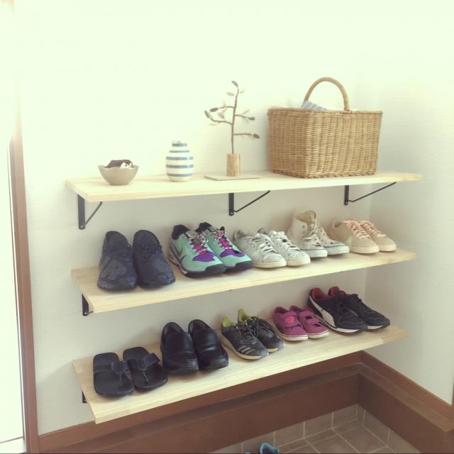 「少ない物&気楽な収納で、部屋も心もいつもすっきり」 by irocoさん