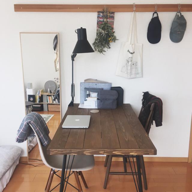 「28m2。気持ちも生活も充実する、シンプルな部屋づくり」 by ___umumzzさん