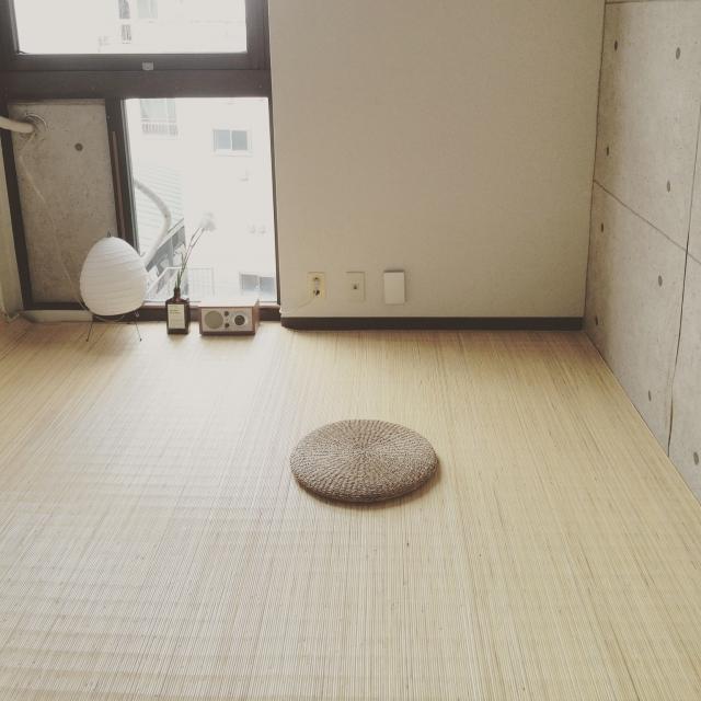 一人暮らしはよりミニマルな部屋が多い