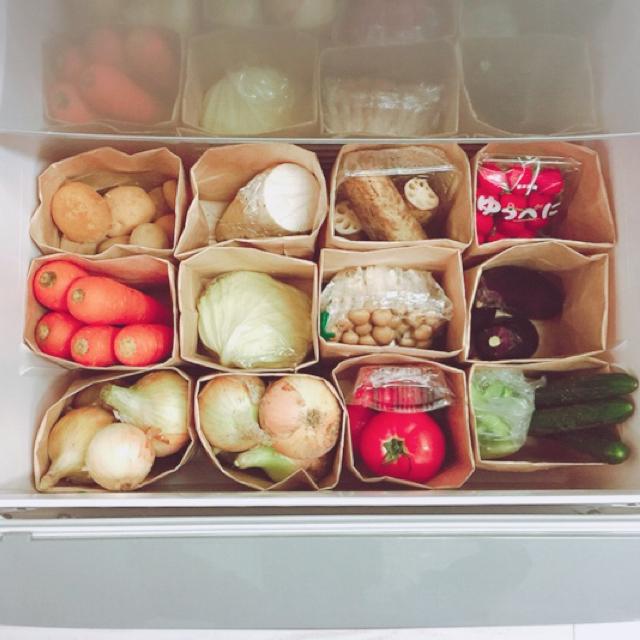 100円均一で野菜や果物を保存!知っておきたい食品管理法