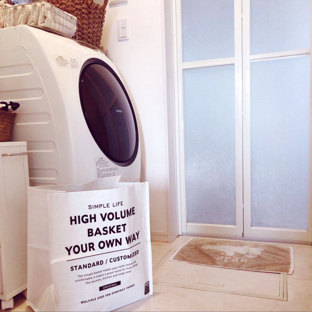 洗濯時間を手早く快適に☆セリアの優秀ランドリーアイテム