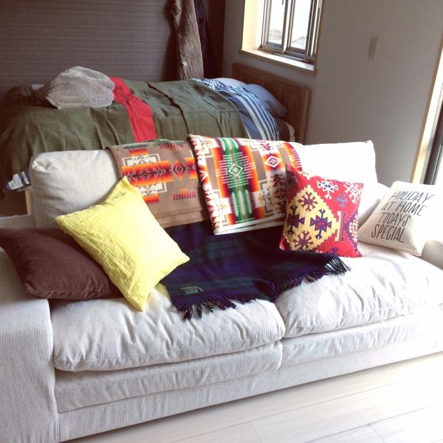 Marinaさんのソファ
