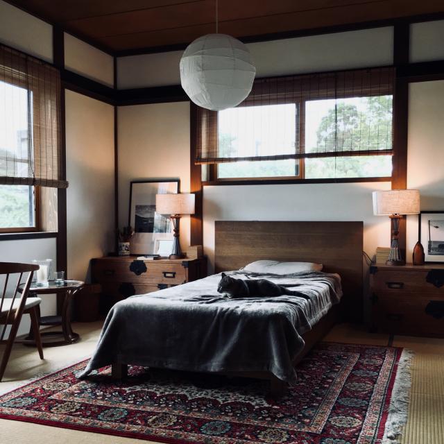 ぐっすり眠れる寝室に♡ベッドルームのおすすめレイアウト