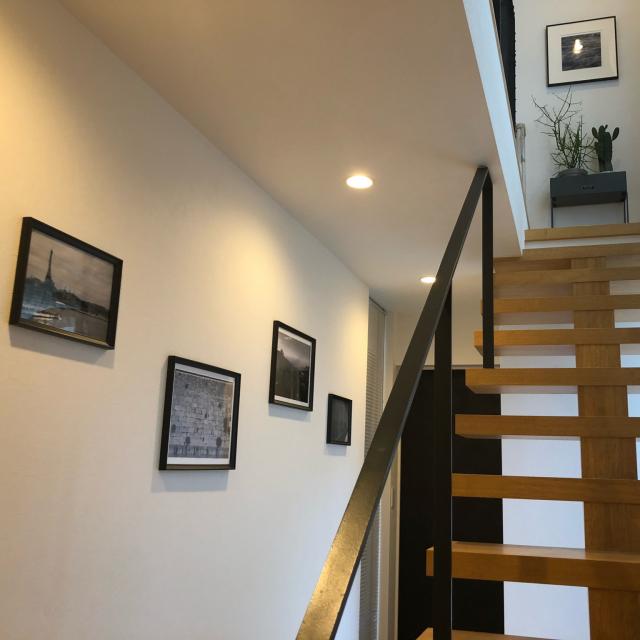 空いた空間をもっと有効活用♡廊下のおすすめディスプレイ