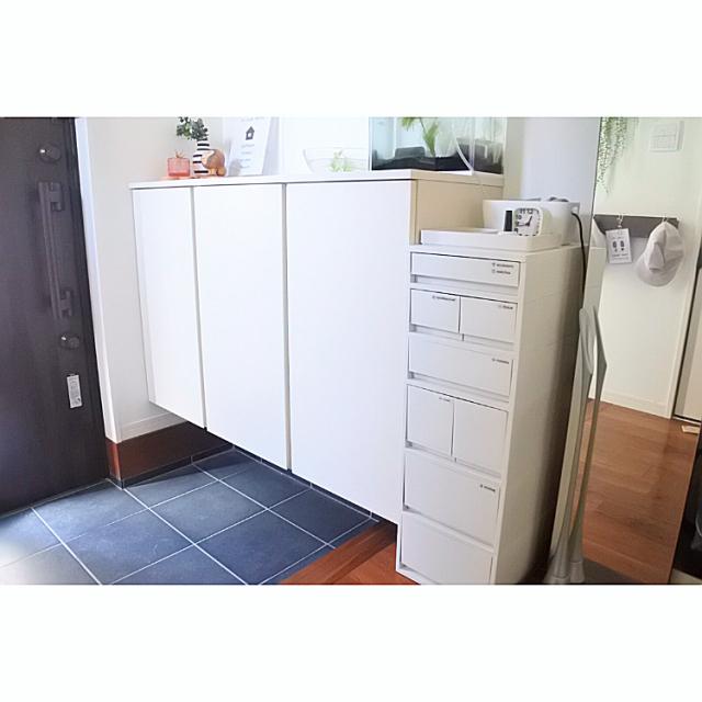 狭い玄関ももっと使いやすく!マネしたくなる収納術10選