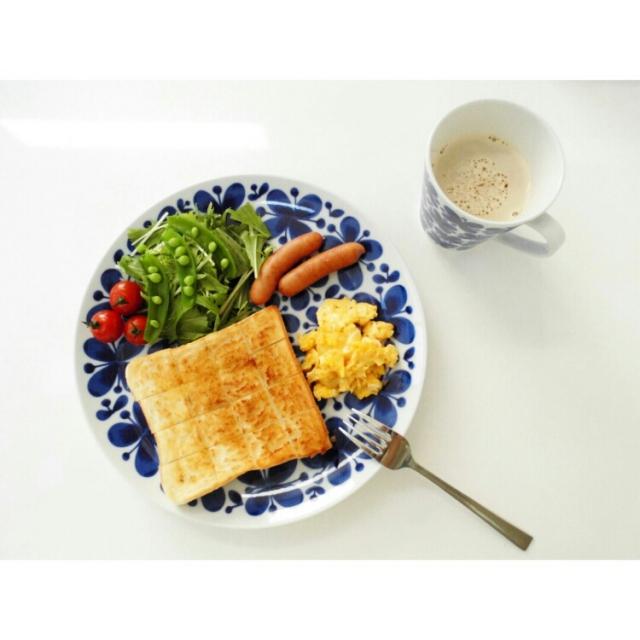 忙しい朝でもすぐできる!きちんと朝食をとりたくなる風景