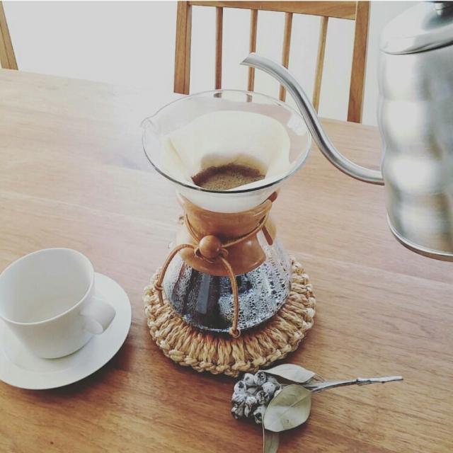 おいしくスタイリッシュに☆コーヒーメーカーでカフェ時間