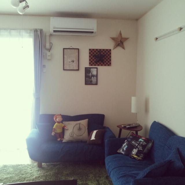 manaさんのソファ