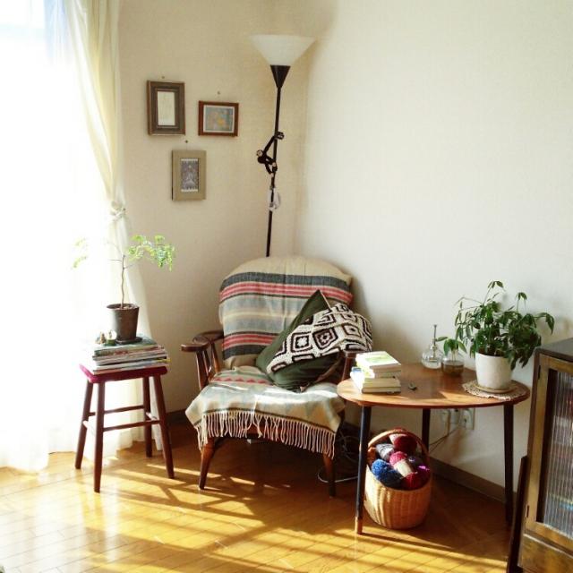 私の「読書スペース」はココです♡本と過ごす至福の時間