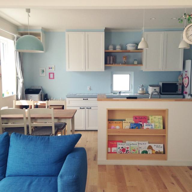 空色のキッチンで楽しく料理を作ろう
