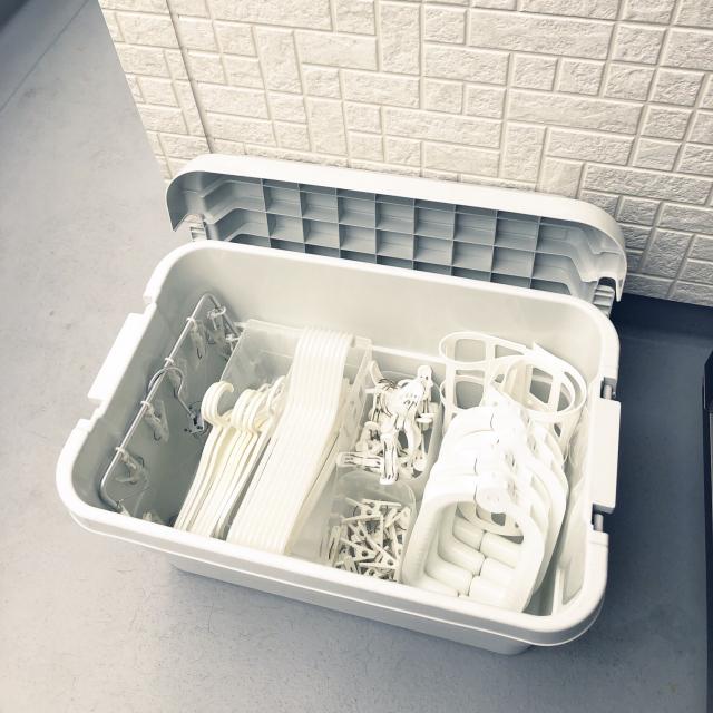 丈夫でシンプルが良い♪無印良品の頑丈収納ボックス