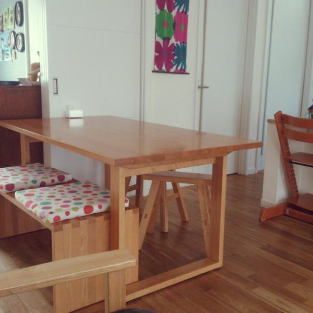 noonoさんのダイニングテーブル