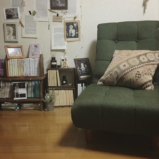 「自分の『好き』に素直に。趣味に没頭◎アンティークブックカフェ」 by Aikoさん