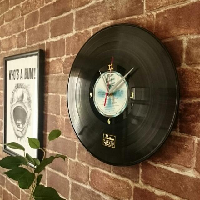 時計をインテリアアイテムに格上げ♪憧れアレンジアイデア