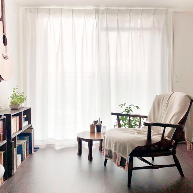 「23m2。和とアジアのミックススタイルでつくる居心地の良い部屋」 by hiraさん