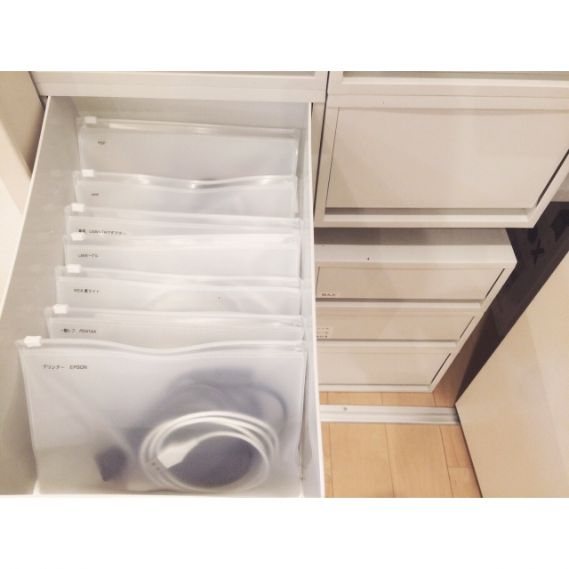 もっと快適に!「取り出しやすさ」にこだわった収納方法