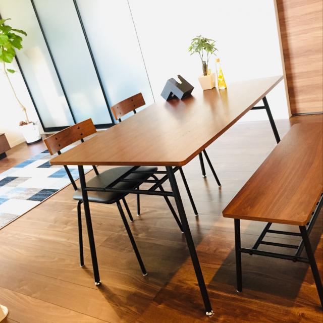 お気に入りがきっと見つかる!ニトリのダイニングテーブル