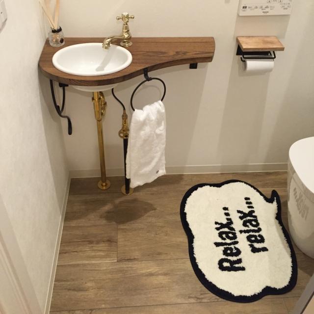 トイレだって!トイレマットで素敵空間に……♡