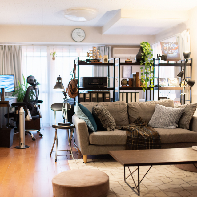 リラックスできる空間に♡ソファのおすすめレイアウト10選
